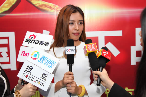 皇胶世家——初次上岸广州美博会急速掀起高潮