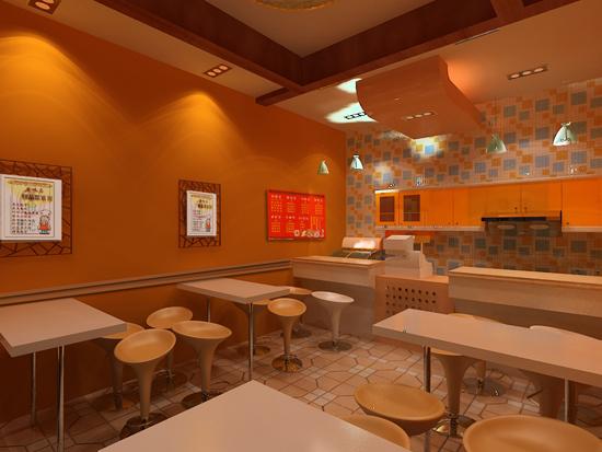 小吃店 设计 装修 宁波网红餐厅装修创意十足 盘点精致小吃店装修