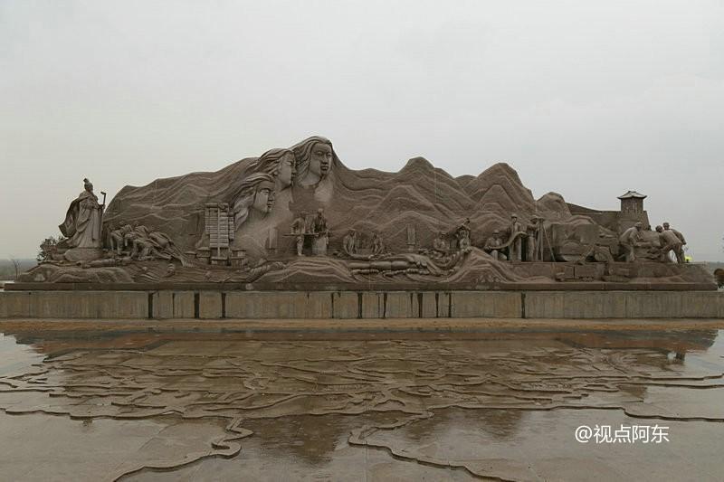 慢游潼关看十里画廊  这里还有千年古城和老腔 - 视点阿东 - 视点阿东