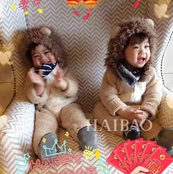 林志颖双胞胎儿子图片