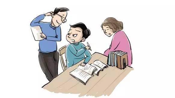 实用 陪孩子做作业的正确姿势 赶紧收藏