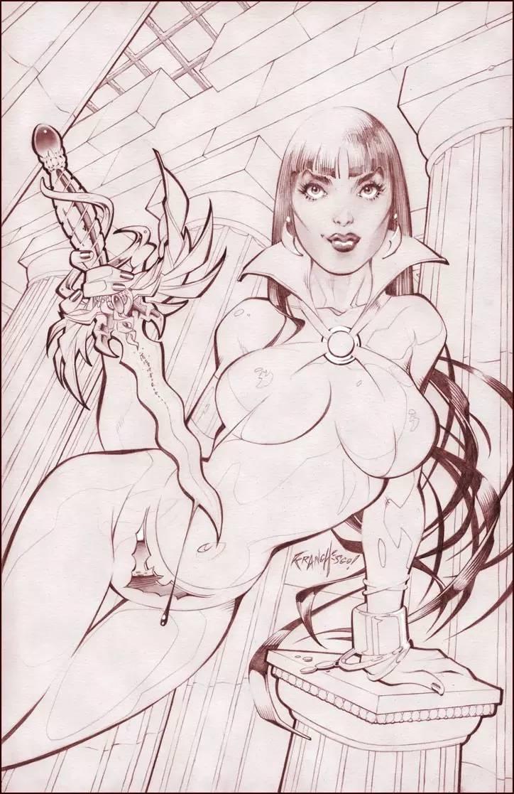 动漫 简笔画 卡通 漫画 手绘 头像 线稿 600_925 竖版 竖屏