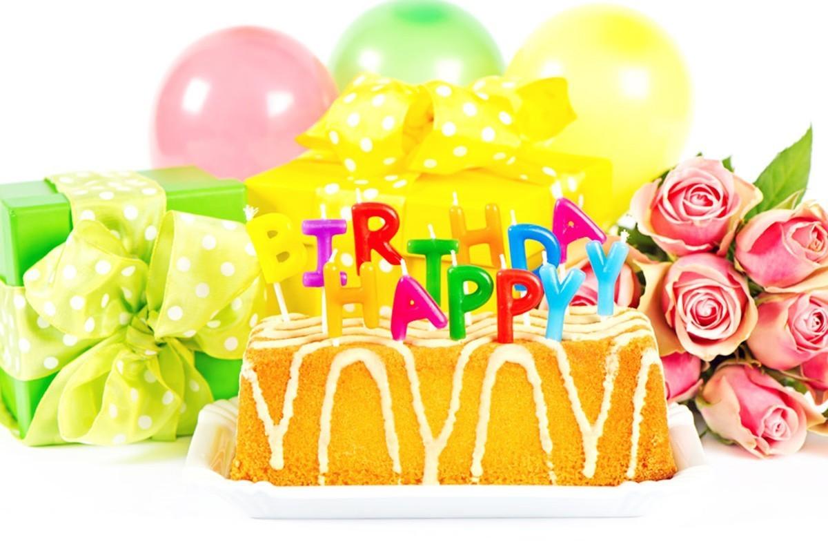 祝自己生日快乐图片qq