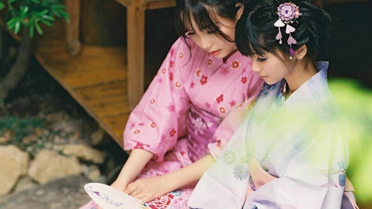 为何日本女人喜欢穿和服招摇过市?真的因为腿粗?