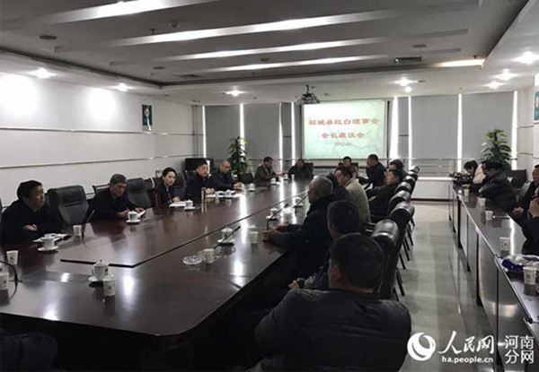 河南柘城成立红娘协会遏制天价彩礼:保证订婚礼金不超过两万(图)