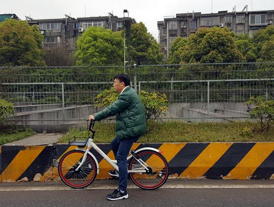 带你了解共享单车中的颜值大咖哈罗单车