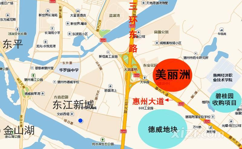 惠州东部新城火了 这里的房源特别抢手,小编带你实地一探究竟