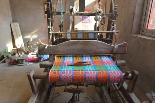 收藏家段双奇:收藏老式织布机 珍藏岁月的记忆图片