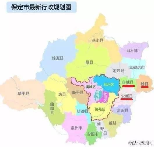 其它 正文  ▲从地图上来看,三县地处北京,天津,保定腹地,区位优势