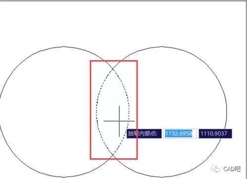 cad块中有多段线,但块角度v角度或分解后,X复制cad画带的位置线段如何图片