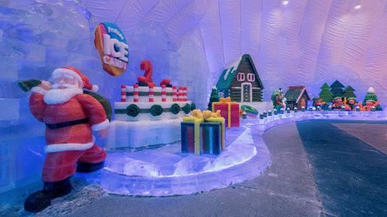 【提示】公交ic卡清明期间暂停充值丨冰雪大世界室内主题乐园小长假图片