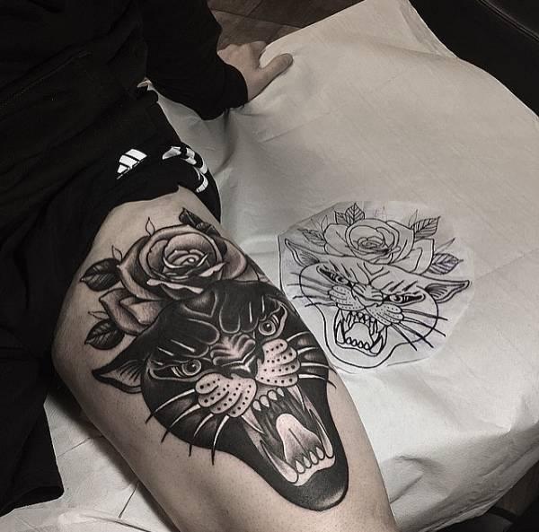 你纹个小猫小狗,却不懂它是监狱纹身,还是日式刺青.