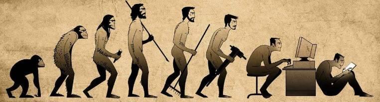 人类的进化是为了玩什么? - 谭老师地理工作室 - 谭老师地理工作室