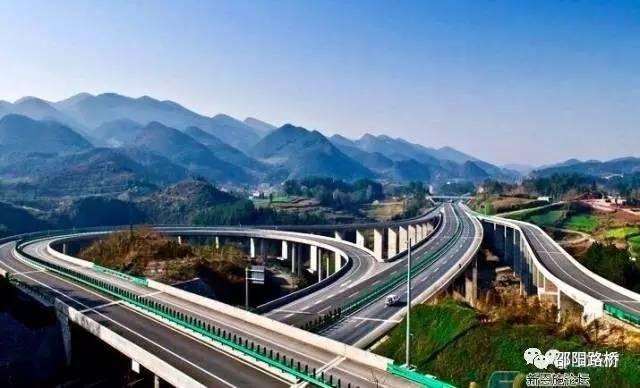 武冈又一条高速公路即将开工,途径双牌,邓家铺,水浸坪,晏田,安乐乡.图片