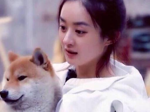 赵丽颖做客蘑菇屋, 素颜出镜