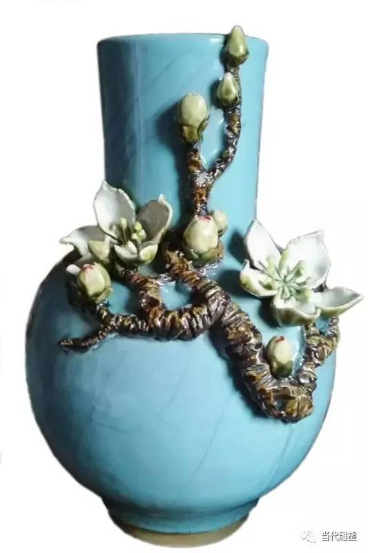 花瓶陶瓷雕塑