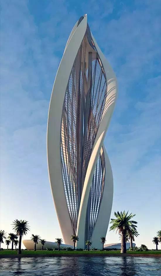 从迪拜传来的照片!直接把你看傻,震撼全世界! - 冰融 - 冰融的博客