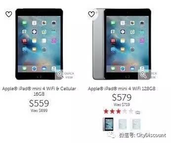 iPad mini 4 特价,Target 限时特卖图片