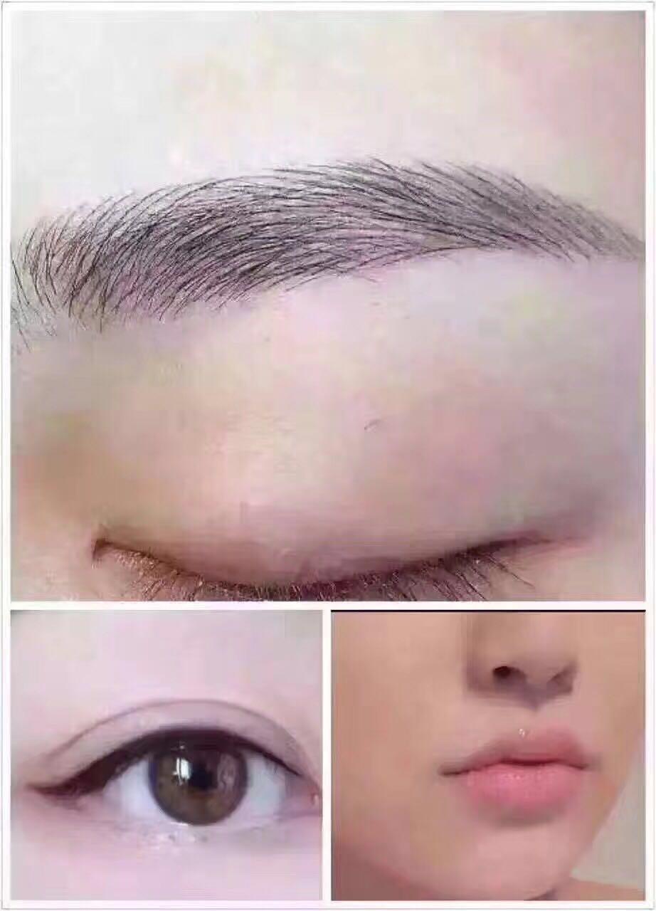 纹眉和绣眉哪个好
