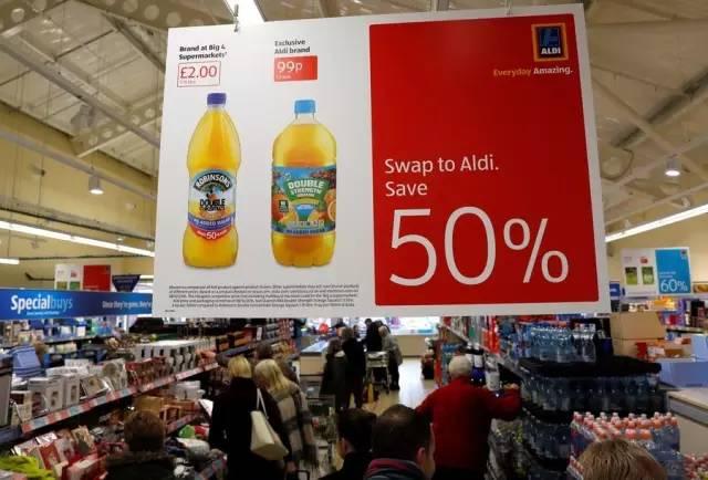 000家,完爆沃尔玛 德系超市靠什么进入中国图片