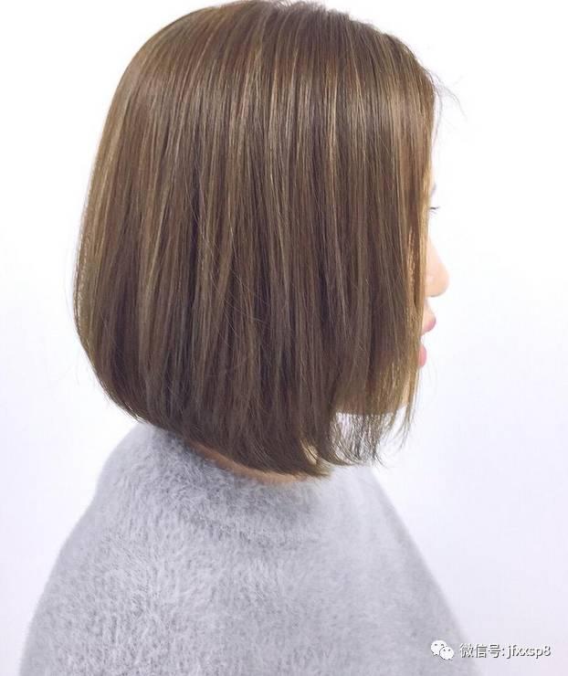 其它 正文  包包头又称之为齐脖短发,这款发型既修饰脸型又减龄,是