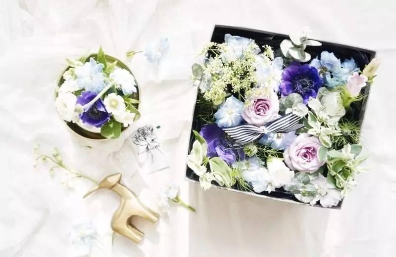 春天的你,就要和花在一起 慢时光家居花艺线上公开课图片