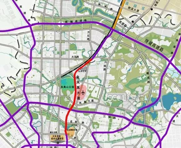 郫都区规划图高清