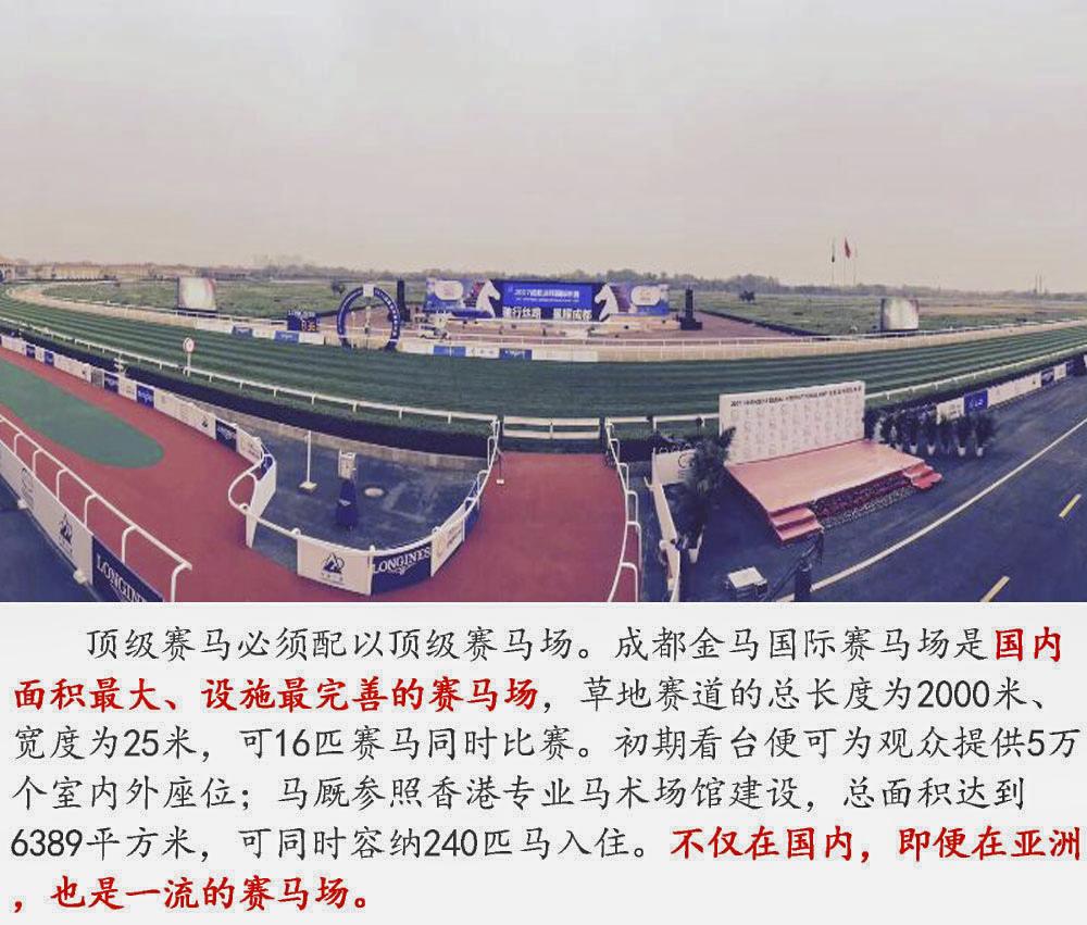 围观世界最昂贵赛马经典大赛 堪称中国顶级的不仅仅只有骑师 - 勒克儿 - 党青博客