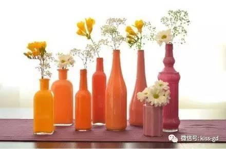 【girdear 哥弟】玻璃瓶的创意变身图片