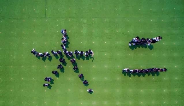 幼儿园创意毕业照开拍了!图片