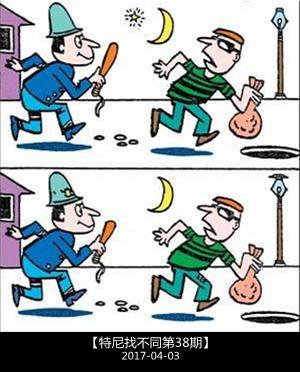 ②警察追小偷,别跑!图片