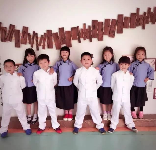 幼儿园创意毕业照开拍了