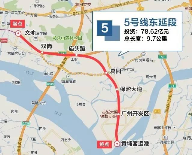 广州黄埔区规划图庙头