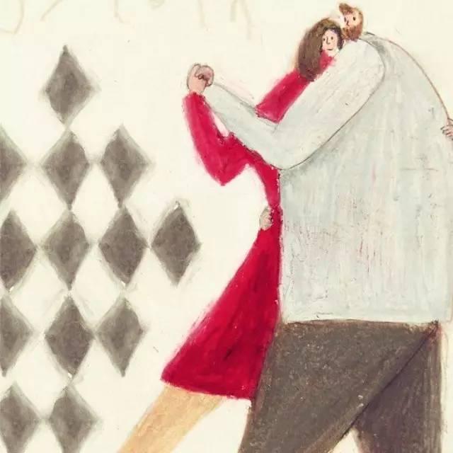 旅行家手绘的时髦插画,用心刻画的人生感悟