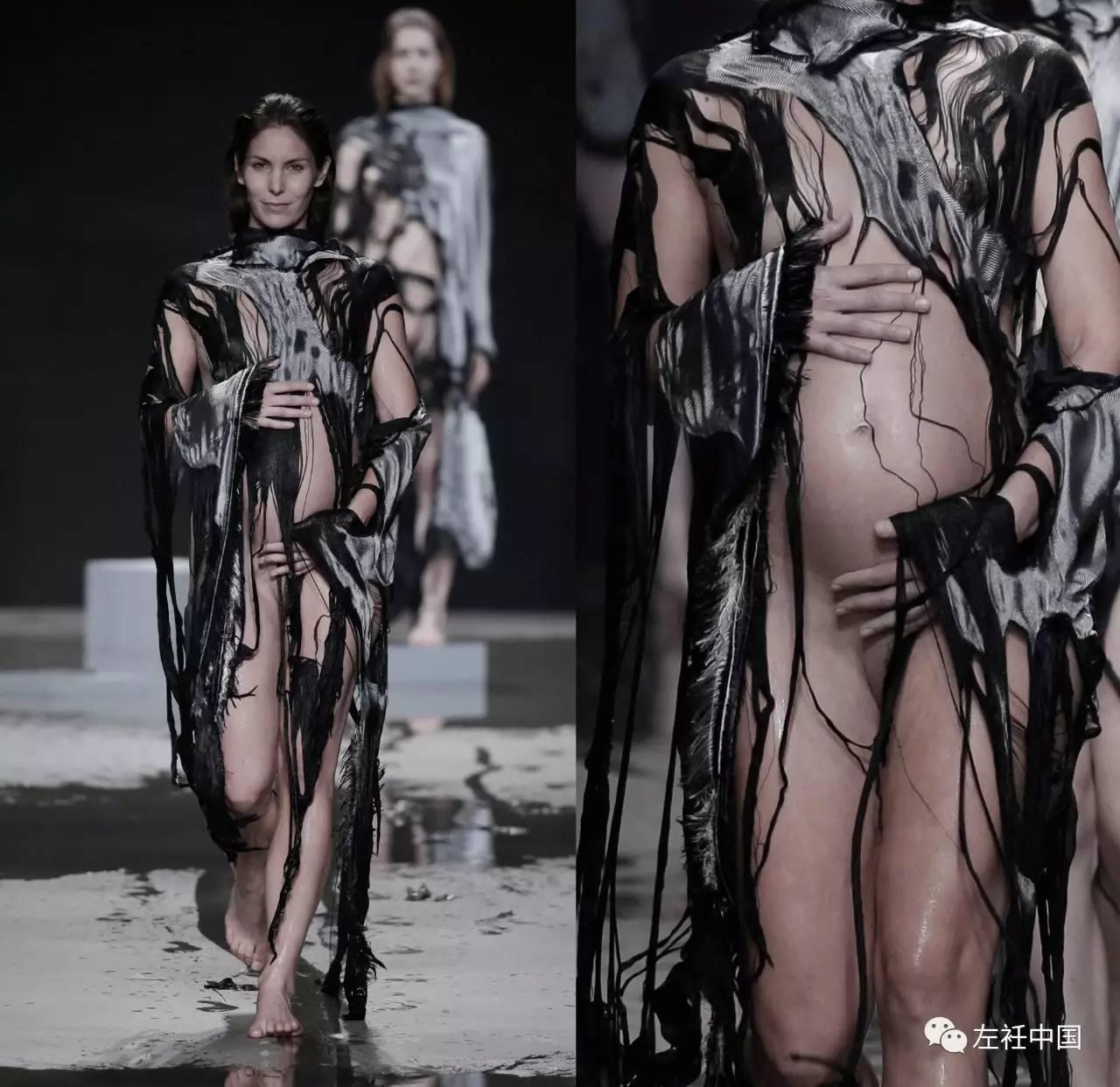 遇水即溶的未来时装震撼全场 ART 第17张