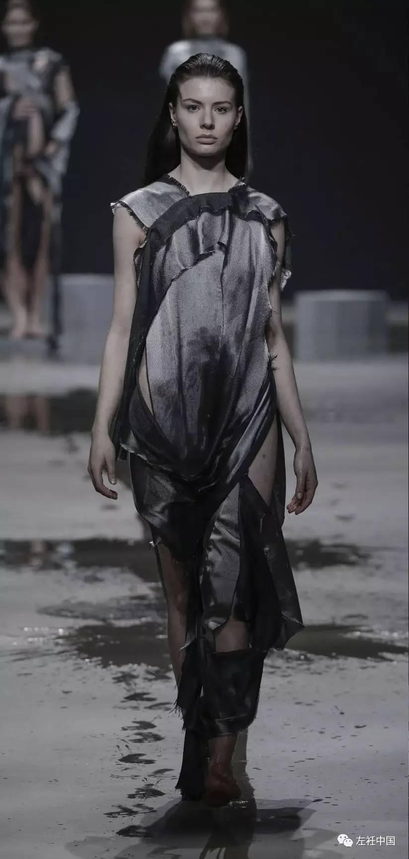 遇水即溶的未来时装震撼全场 ART 第24张