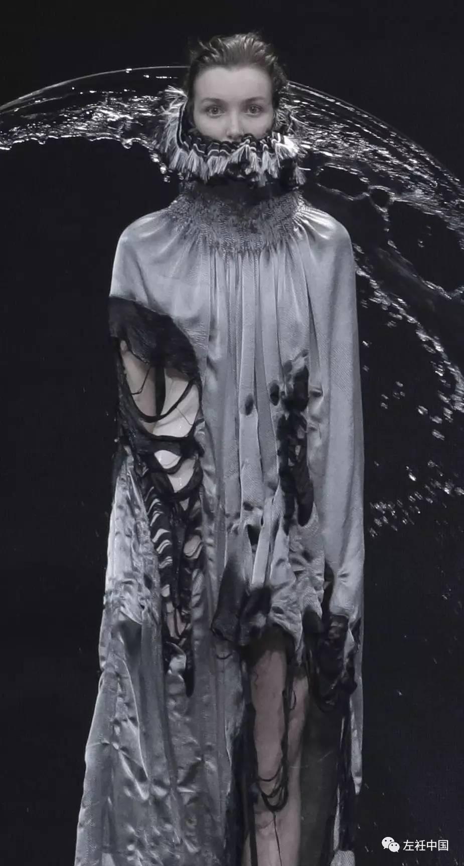 遇水即溶的未来时装震撼全场 ART 第38张