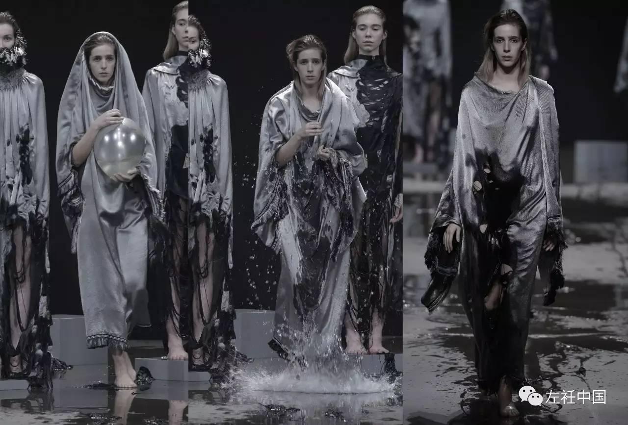 遇水即溶的未来时装震撼全场 ART 第46张