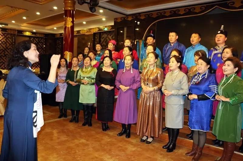 印象博州 新疆蒙古族首支无伴奏合唱团在博州