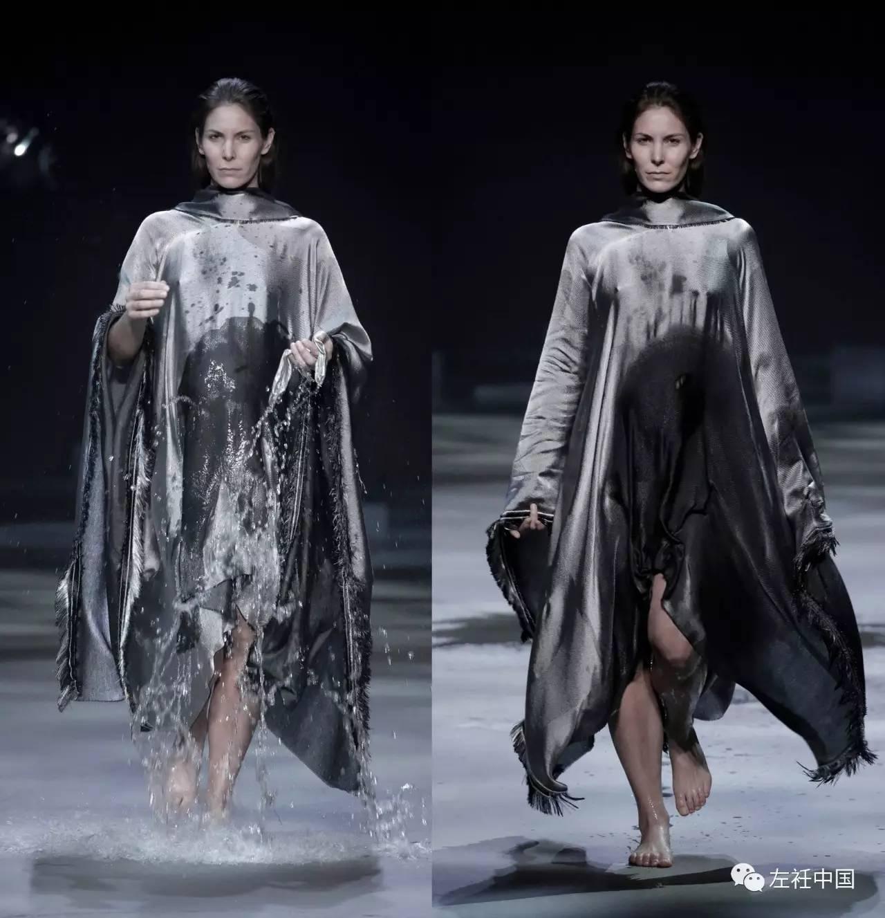 遇水即溶的未来时装震撼全场 ART 第16张