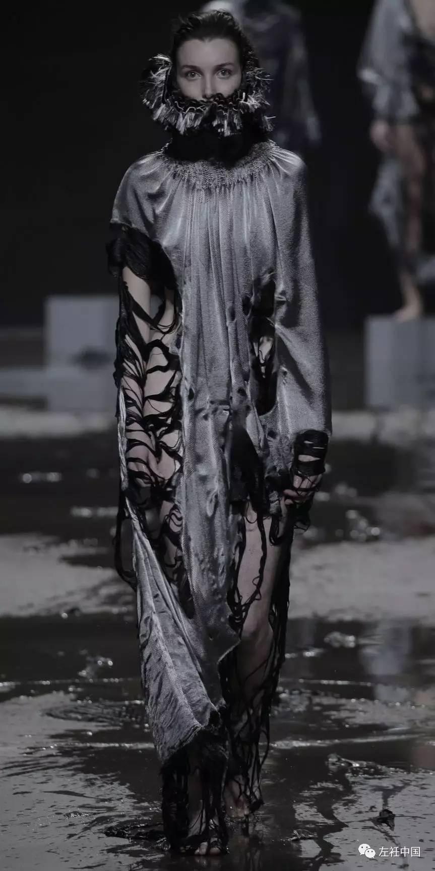 遇水即溶的未来时装震撼全场 ART 第39张