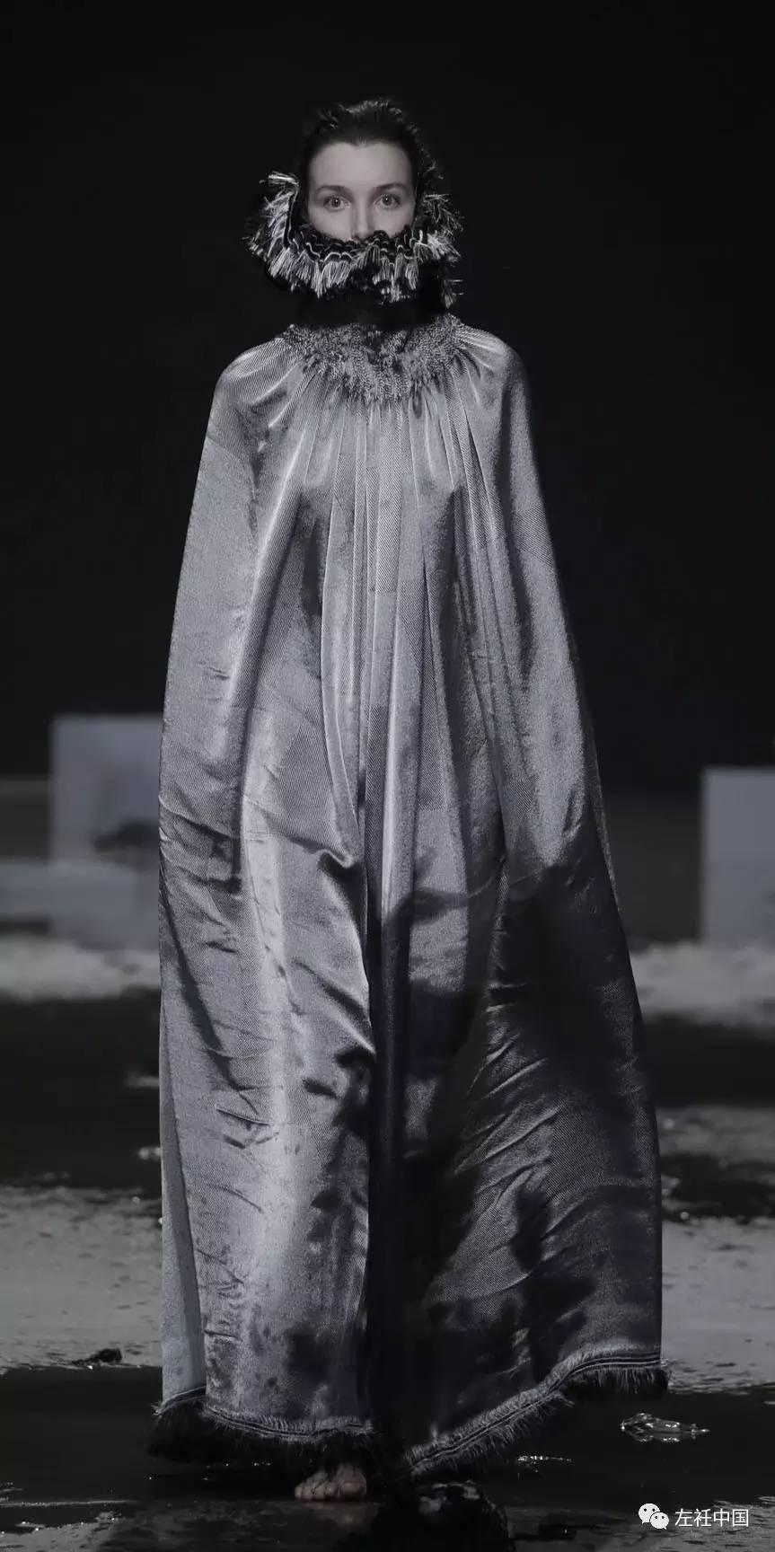 遇水即溶的未来时装震撼全场 ART 第37张