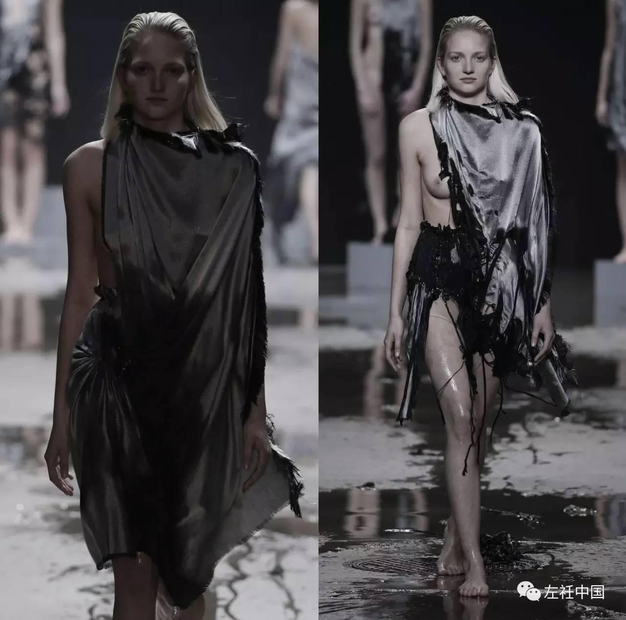 遇水即溶的未来时装震撼全场 ART 第32张