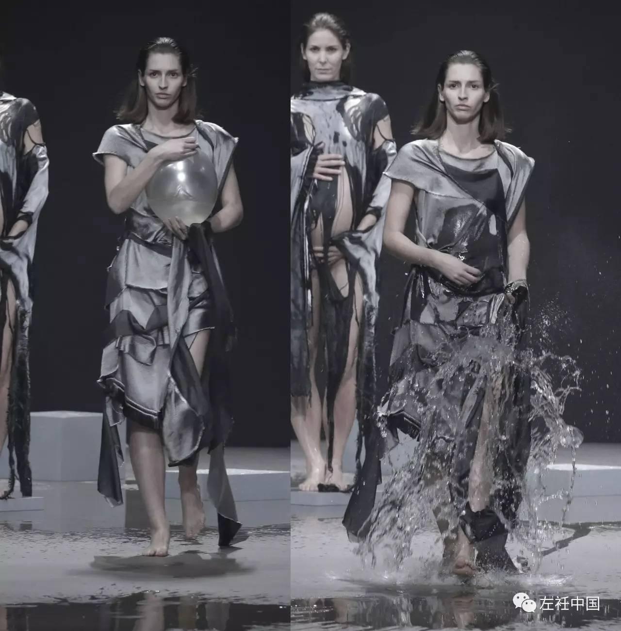 遇水即溶的未来时装震撼全场 ART 第20张