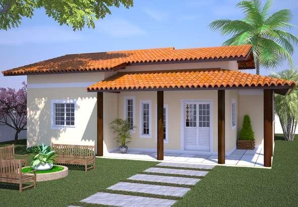 10套农村别墅效果图,东南亚风格,平层也可以时尚