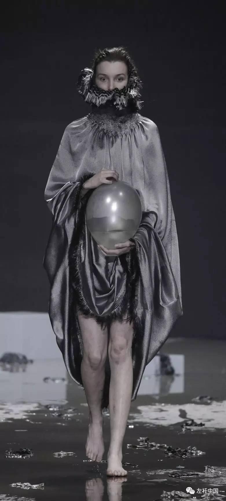 遇水即溶的未来时装震撼全场 ART 第36张