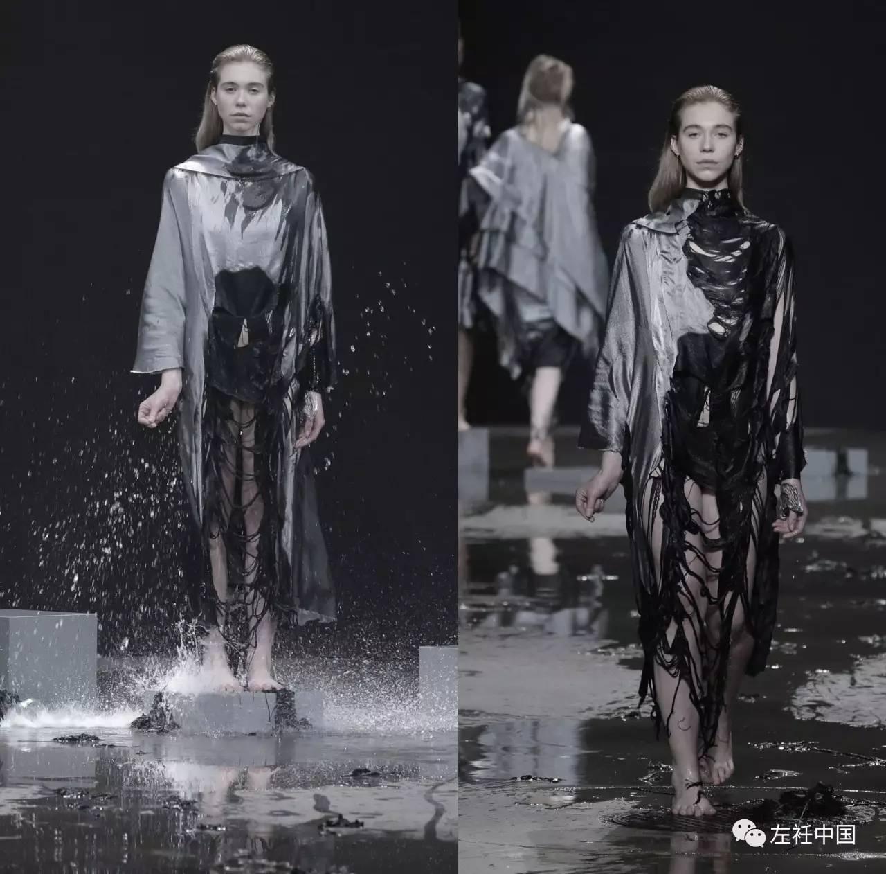 遇水即溶的未来时装震撼全场 ART 第41张