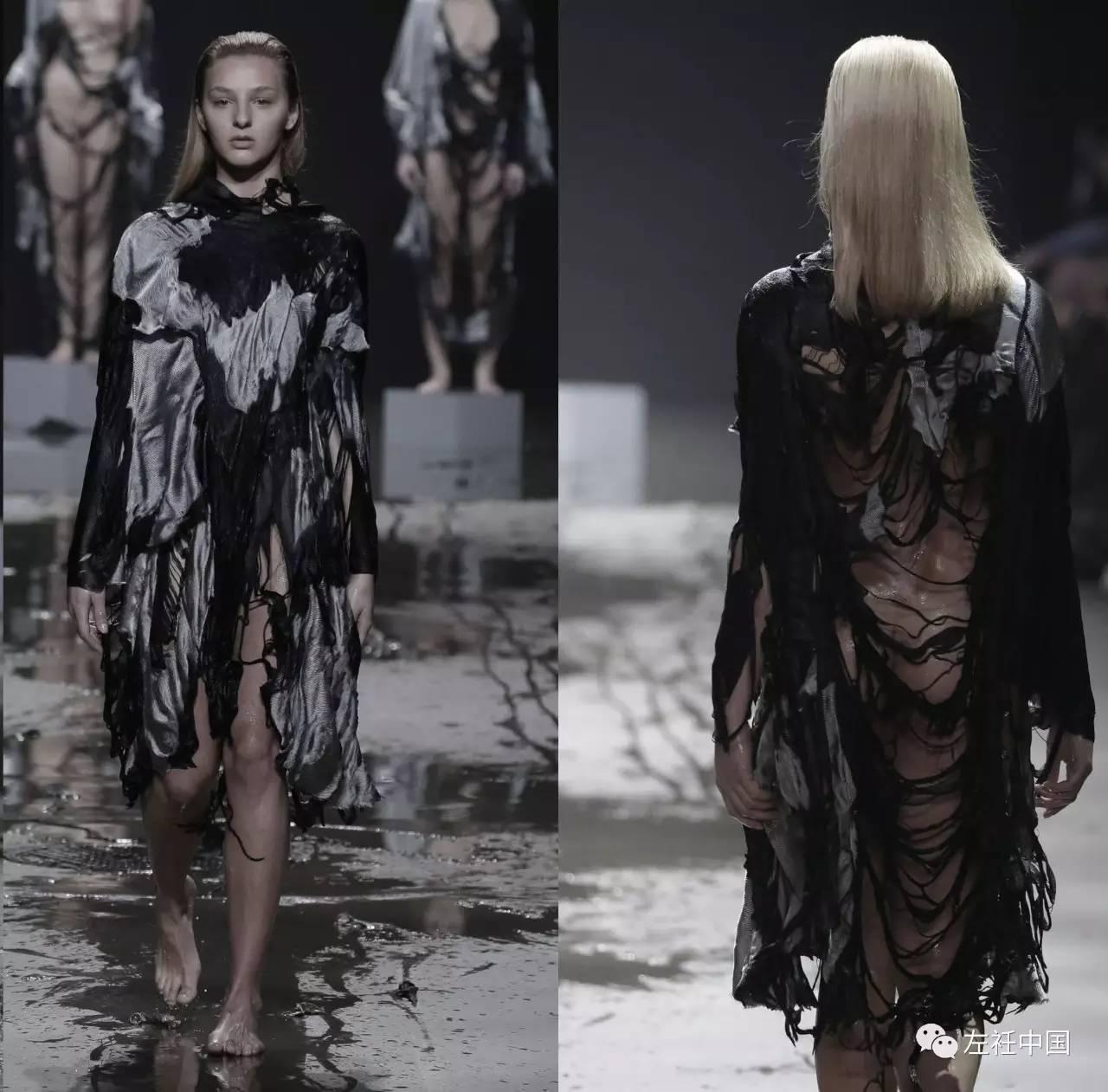 遇水即溶的未来时装震撼全场 ART 第43张
