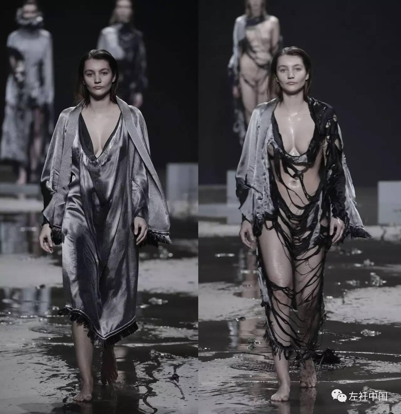 遇水即溶的未来时装震撼全场 ART 第45张