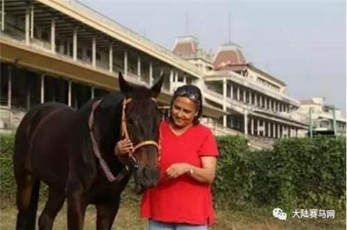 专访印度唯一女练马师:用29年在赛马圈子中突